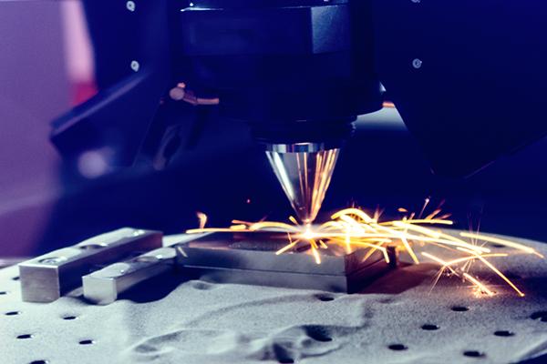 Olnica Taggant - 3D print metal
